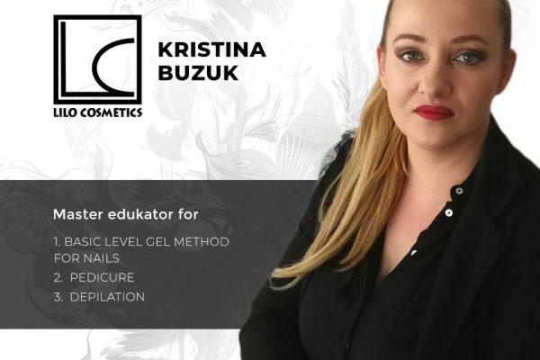 Kristina Buzuk